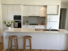 Complete Kitchen - Caesarstone benchtops, 2pac, Miele apps