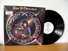 NAZARETH solo DAN McCAFFERTY WHITE LABEL PROMO LP 1975 (A&M SP-4553) SAHB