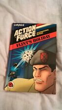 Action Force Flint's Holiday by C.J. Ware (Hardback, 1987)