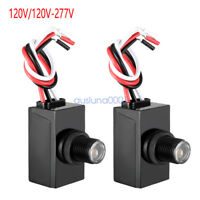 Outdoor Photo Electric Resistor Light Sensor Switch Dusk to Dawn Sensor Control