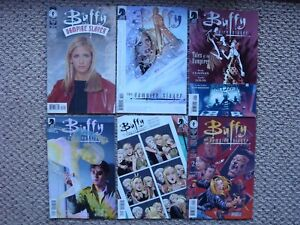 Buffy the Vampire Slayer LOT OF 6 IDW DARK HORSE