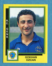 FOOTBALL 91 BELGIO Panini - Figurina-Sticker n. 118 - OZCAN - GENK -New