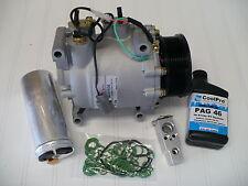 2002-2005 Honda Civic (2.0L Only) New A/C AC Compressor Kit