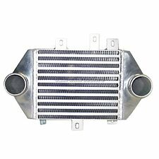 """CXRacing 15.5""""x7.5""""x4"""" Turbo Intercooler For MR2 GT4 3SGTE 3S-GTE Bolt On"""