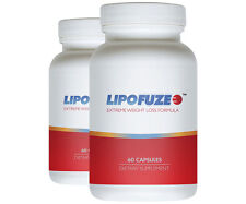 LIPOFUZE 2pack - Hardcore Weight Loss Pill - Weight Management Diet Pill