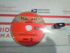 sega naomi virtua striker 3 security disk and chip working