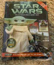 Beckett Star Wars Collectibles Price Guide 2021 Baby Yoda on Cover