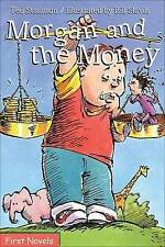 Morgan and the Money (Formac First Novels)-ExLibrary