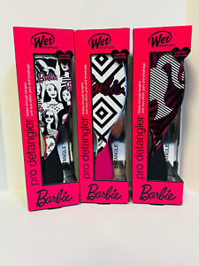 Wet Brush Limited Edition Pro Detangler BARBIE Collection - YOU CHOOSE
