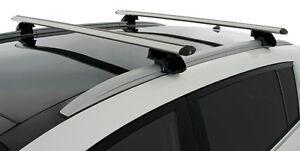 2x new cross bar roof racks for Kia Sportage  2010 - 2021 clamp in Flush rail