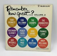 Remember How Great Volume 2 Vinyl LP Record