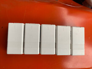LOT OF 5 Honeywell 5816WMWH Wireless Door Transmitters Free Shipping!!
