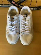 Ellesse Trainers. Size 5 Uk. White.