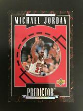 1995-96 Upper Deck Michael Jordan Predictor MVP R3