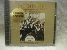 Jackson Five w/ Michael Jackson & Johnny ‎– The Beginning 1968-1969 CD NEW