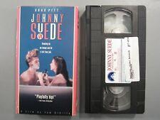 Johnny Suede VHS 1991 - Brad Pitt - Catherine Keener