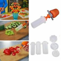 [ NT ] Creative Kitchen Pop Outils Plastique Fruits Légumes Forme Roulette Vegg