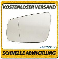 Spiegelglas für MITSUBISHI LANCER ab 2008 links Fahrerseite asphärisch