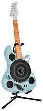 Retro Plattenspieler Schallplattenspieler E-Gitarre Turntable Bluetooth Ständer