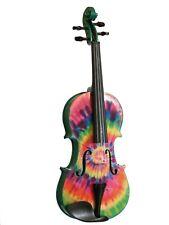 Rozanna's Tie Dye Violin Outfit, 4/4-1/4