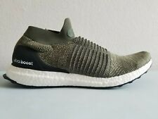 2f2db4e44 Adidas Ultraboost Laceless CP9252 Mens Running Trace Cargo Boost Sz 11.5 New