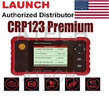 LAUNCH X431 CRP123 PremiumOBD2 Diagnostic Tool Auto Scanner Engine Trans ABS SRS