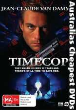 Timecop DVD NEW, FREE POSTAGE WITHIN AUSTRALIA REGION ALL