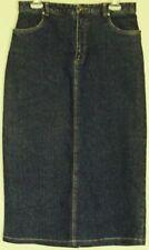 Sportscraft Denim Machine Washable Skirts for Women