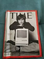 STEVE JOBS 1955-2011 time COMMEMORATIVE life & legacy AMERICAN ICON.PERFECT.