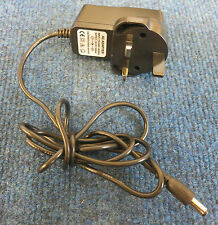 Gerenic UK Wall Plug AC Power Adapter Charger 12W 12V 1000mA