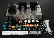 Douk Audio 6N2+6P1 Class A Vacuum Tube Amplifier Stereo Integrated Amp DIY KIT