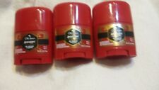 Old Spice Swagger For Men Deodorant travel Size 0.5 Oz Lot Of 3