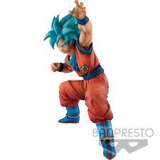 Dragonball King Clustar Super Saiyan God Goku Big Size figure Banpresto Oversea