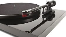 PRO JECT DEBUT CARBON DC 2MRED BLACK RECORD PLAYER NEW WARRANTY ITALY