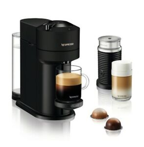 Nespresso Vertuo Next Coffee and Espresso Machine Bundle by De'Longhi - Limited