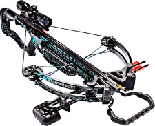 Barnett Crossbows Lady Whitetail Hunter Crossbow 4x32 Rope Quiver Arrows 78124