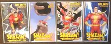 Shazam The Monster Society of Evil #1,2,3,4 2007 DC Comics Jeff Smith set lot nm