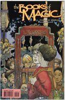 DC VERTIGO COMIC THE BOOKS OF MAGIC #40 NM UNREAD #112531-2 BR1