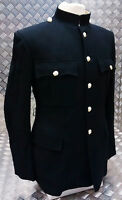 Genuine British Army No1 Dress Blues No Buttons No Shoulder Straps  - All Sizes