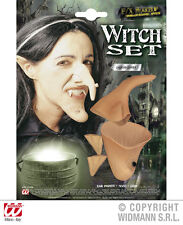 Latex Witches - Set Extension Nose / Chin / Ear Carnival