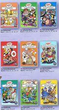 Digedags Mosaikbücher *** Erfinder-Serie *** Bände 1 - 9 komplett  *** neu