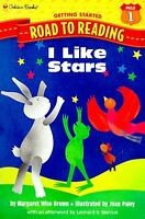 I Like Stars (Step-Into-Reading, Step 1) by Margaret Wise Brown