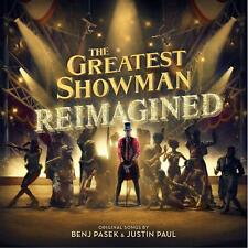 THE GREATEST SHOWMAN REIMAGINED CD NEW SEALED