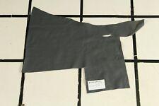 """Twice Forged"" Gray Elmosoft Scrap Leather Hide Approx. 2.25 sqft. C30Z30-7"