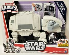 PLAYSKOOL STAR WARS Galactic HEROES Imperial at-at Fortress NEW SEALED