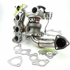 For Toyota Starlet EP82 EP91 4EFTE TD04L Turbo + Exhaust Manifold+Downpipe Kit