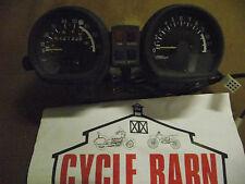 Yamaha XV 750 Virago Speedometer, Tach & Lights Instrument Panel