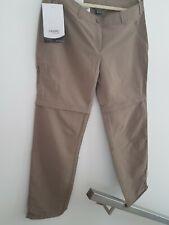 Womens Schoffel Pants Santa Fe Zip off Shorts Trousers Size 16 Short  BNWT