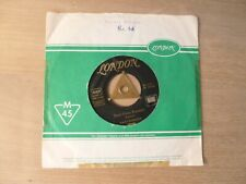 "Fats Domino ‎– Don't Come Knockin'   GER 1960  7"" Single Vinyl  vg"