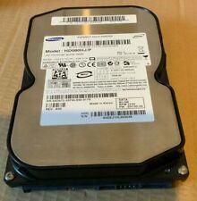 "Samsung HD080HJ/P 80gb SATA Hard Drive 3.5"" 7200RPM"